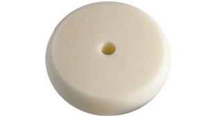 Eponge Velcro Blanche (Fine, Souple) Ø 160x30mm