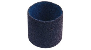 Toile Abrasive BLEU