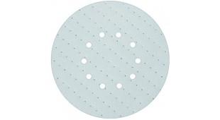 Abrasifs argent perforés Ø 225 mm grain 80